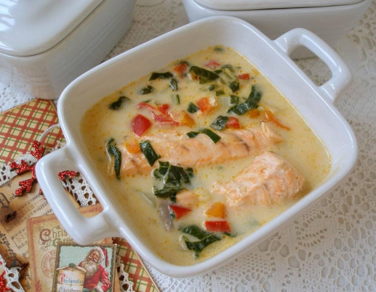 Рыбный суп (99 рецептов с фото) - рецепты с фотографиями на поварёнок.ру