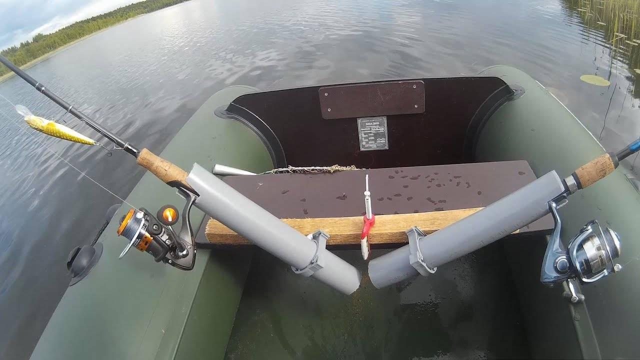 Ремонт и тюнинг пвх-лодок своими руками (фото)