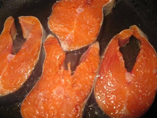 Как вкусно приготовить рыбу голец в духовке (556,0 ккал)