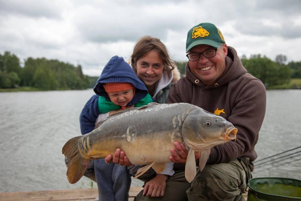 Львовские пруды - рыбалка платная, цены, отзывы, как добраться