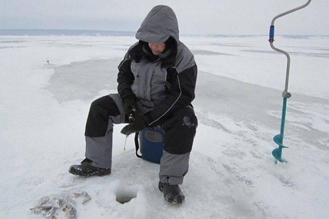Зимняя рыбалка - снасти, способы ловли, отчёты