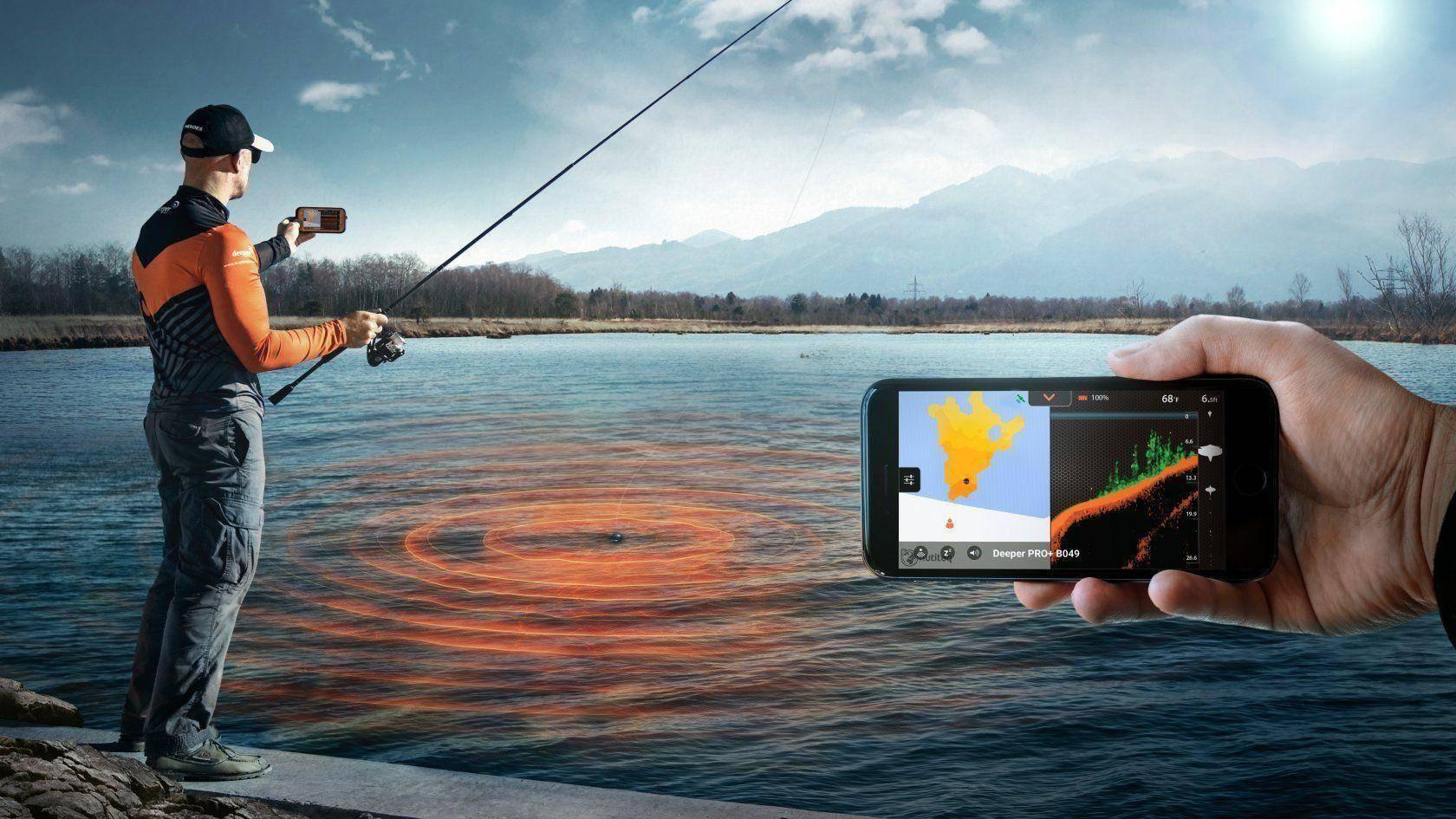 Эхолоты для рыбалки с берега