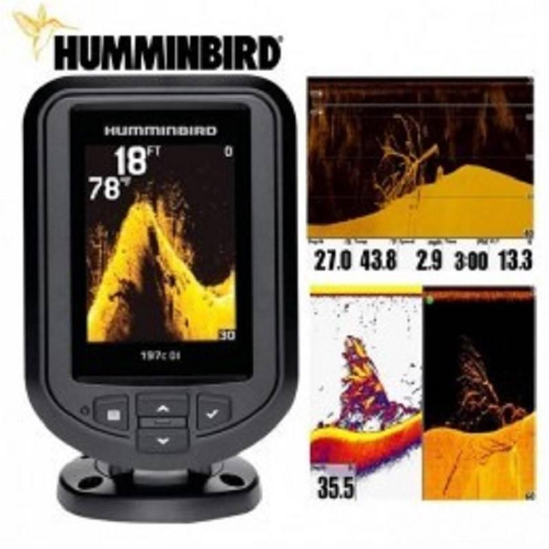 Эхолоты humminbird: как выбрать и пользоваться?