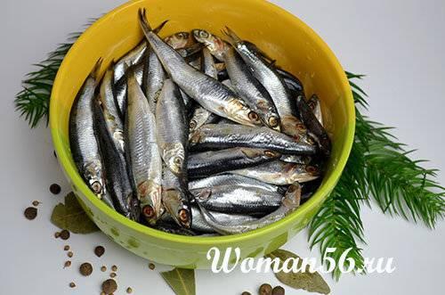 Вяленая рыба - еще один пошаговый рецепт