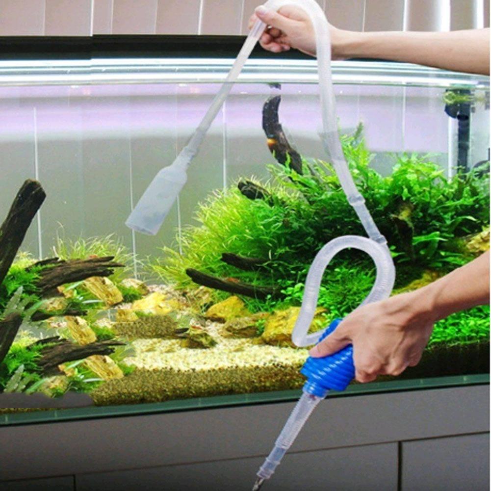 Чистка аквариума: пошаговая инструкция в домашних условиях, как помыть фильтр, стекло и грунте