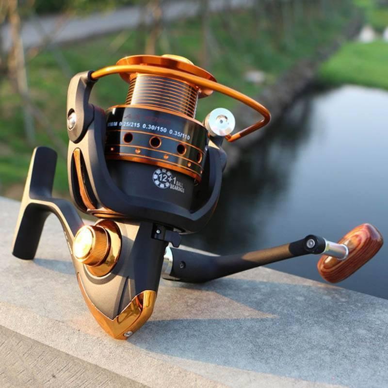 Как выбрать спиннинг и катушку для рыбалки. оснастка спиннинга: кольца, лески, катушки и приманки