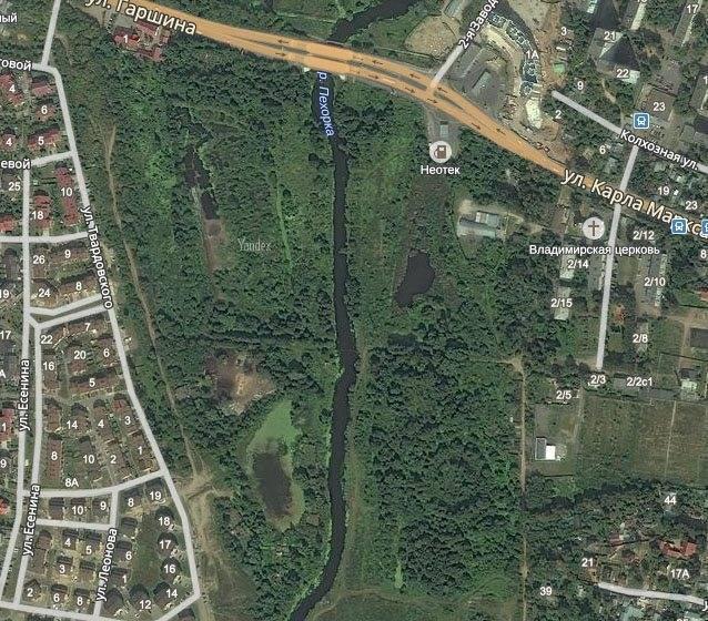 Пехорка (река) википедия