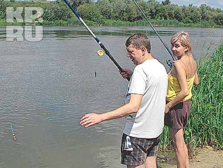 Рыбалка в приозёрском районе