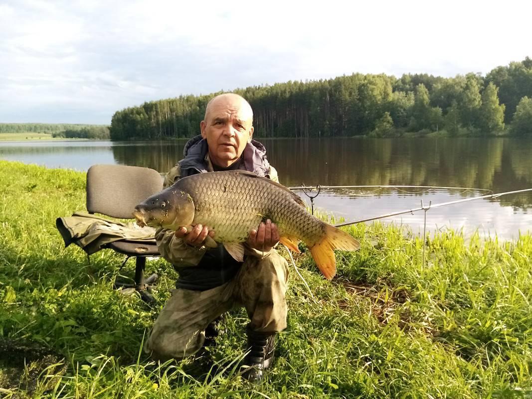 Рыбалка в Ульяновске и Ульяновской области