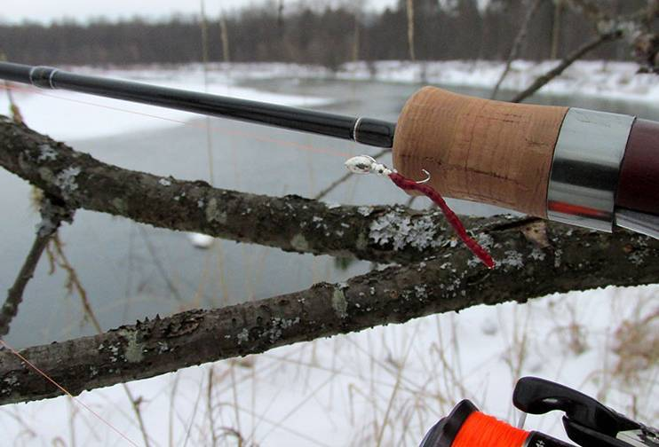 Мормышинг: монтаж, проводка - статьяп о ловле на мормышку