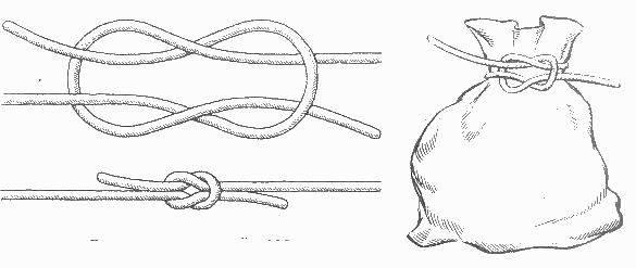 Основные морские узлы