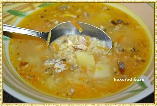 Рыбный суп из консервов - быстрый и недорогой способ вкусно накормить семью: рецепт с фото и видео