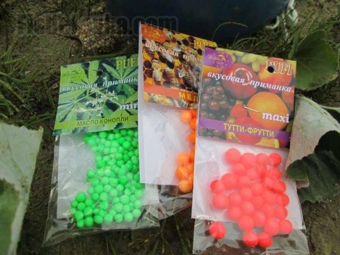 Шарики из пенопласта: рыбалка на пенопласт, секреты