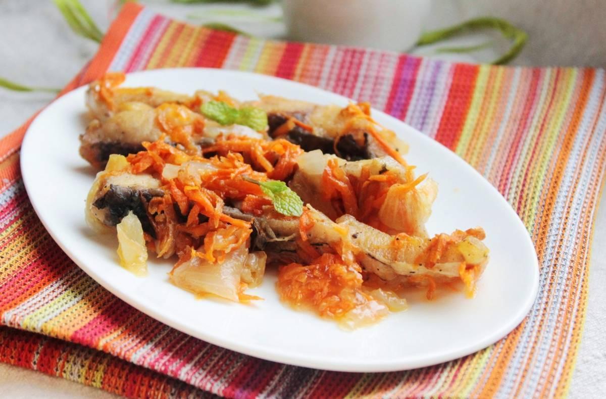Рыба тушеная с овощами - лучшие рецепты блюд для всей семьи