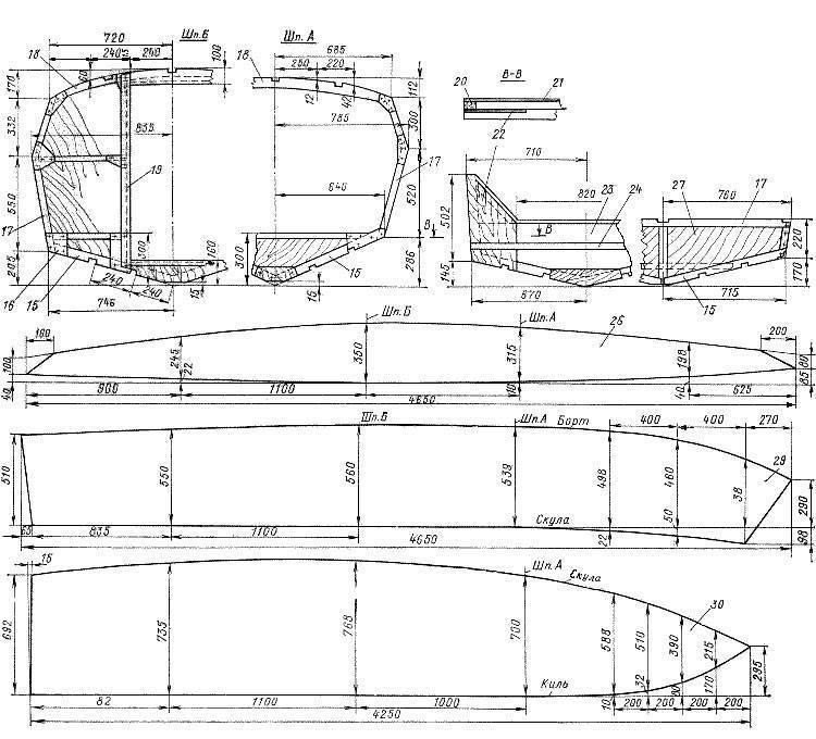 Как делаются самодельные лодки из фанеры?