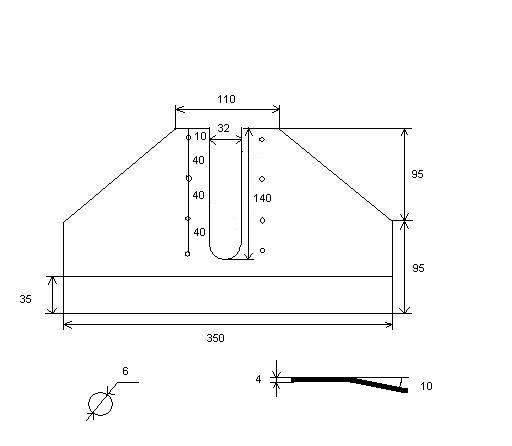 Гидрокрыло для лодочного мотора: можно ли сделать своими руками для плм