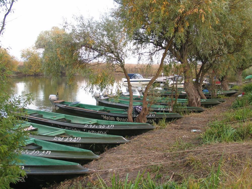 Рыболовные базы дельты Волги: эконом варианты.