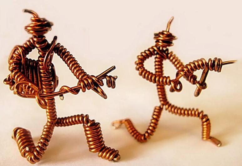 Как сделать пружину: пошаговая инструкция и рекомендации. Технология изготовления и закалки пружины своими руками Как сделать пружину в домашних условиях