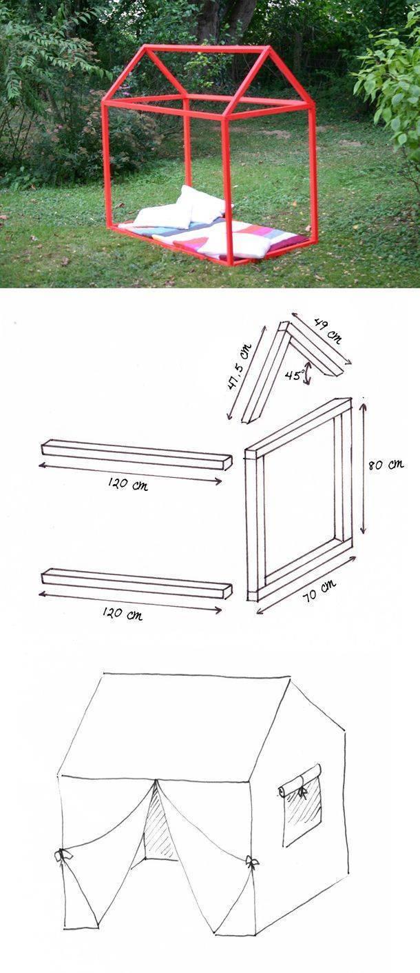 Как быстро сложить палатку восьмеркой, инструкции для разных моделей