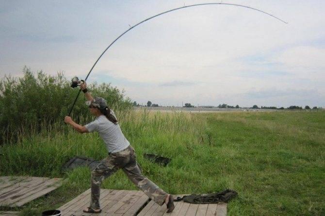 Как выбрать спиннинг для дальнего заброса - советы рыбакам