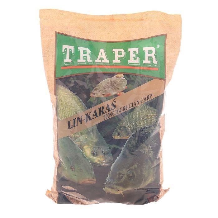 "Рыболовный бренд - traper. рыболовная прикормка ""траппер"""