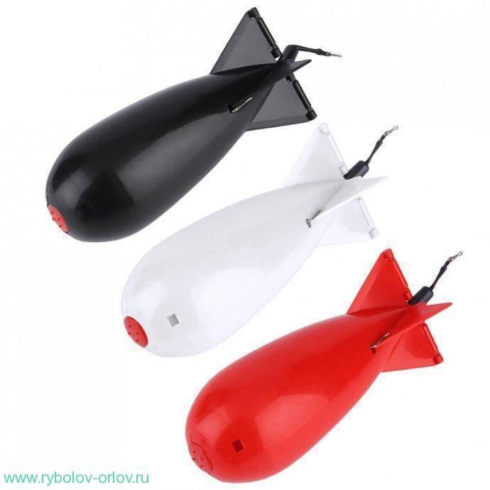 Ракета для прикормки рыбы своими руками, что она собой представляет