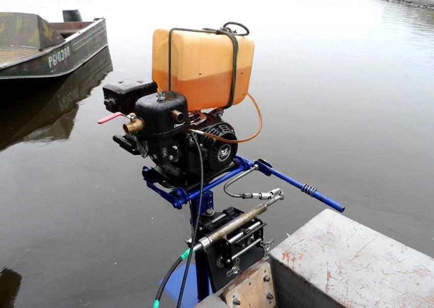 Самодельный водомет для лодки своими руками: чертеж, инструкция