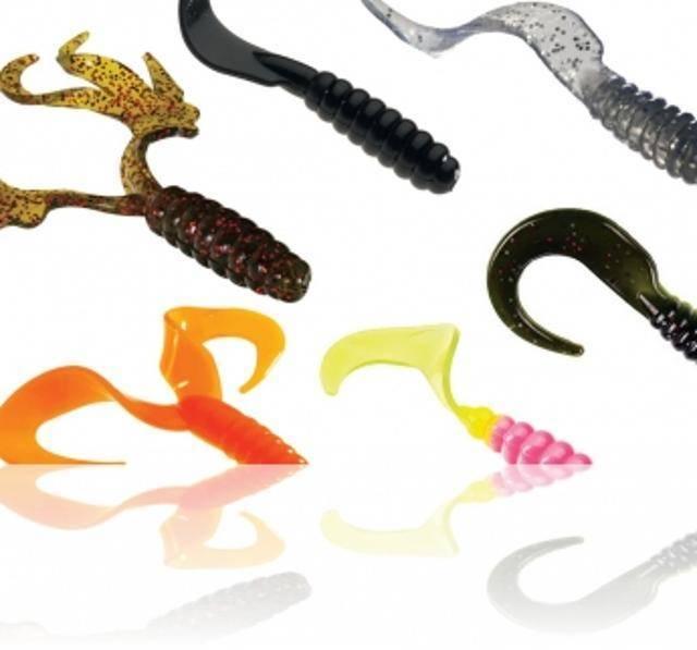 Приманки для спиннинга: виды и типы — приманки на щуку, окуня, судака