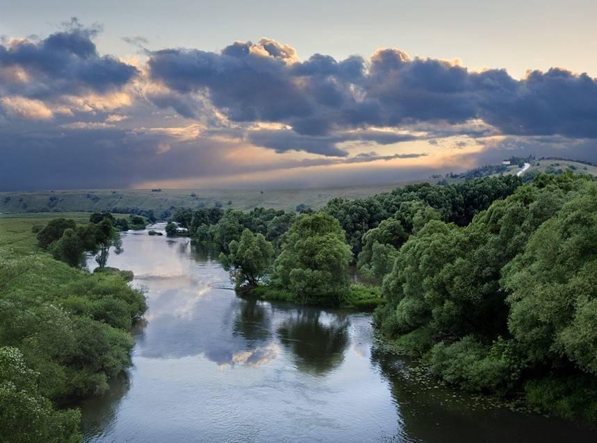 Река хор хабаровского края: фото, описание, интересные факты