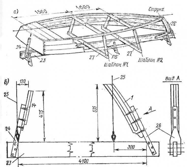 Пошаговая инструкция по изготовлению пластиковых лодок. лодка из стеклопластика своими руками. силовой каркас и пол