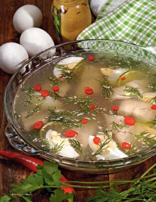 Заливное из рыбы - 10 простых и вкусных рецептов с фото пошагово