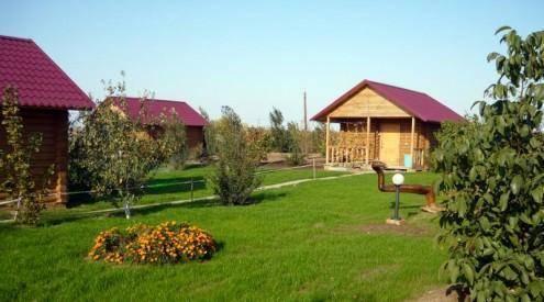 Рыболовная база «дедушкин хутор»