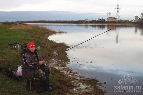 Рыбалка в новгородской республике. отчеты рыбаков на форуме