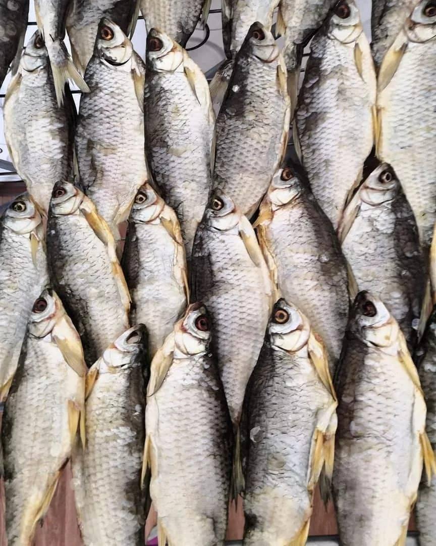 Чем полезна вяленая рыба?