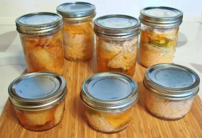Рыбные консервы - 196 рецептов приготовления пошагово - 1000.menu
