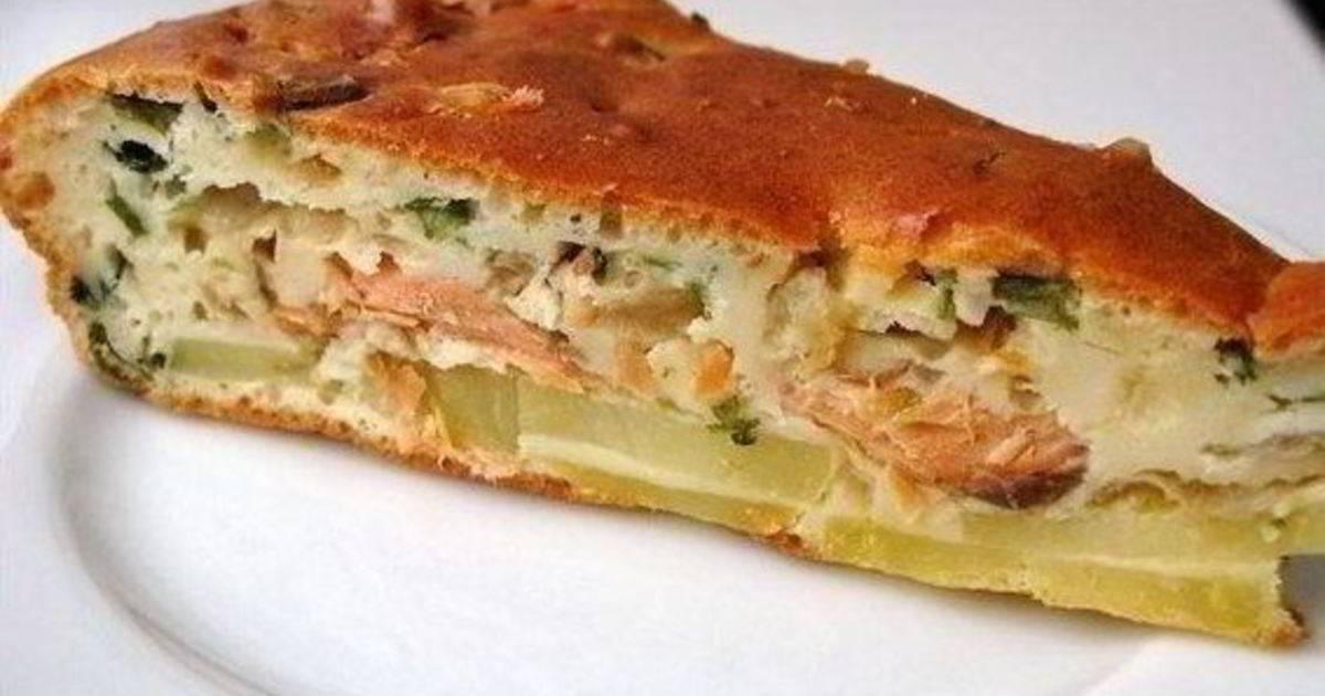 Жидкое тесто для пирога мясного, рыбного или сладкого - как готовить по пошаговым рецептам с фото