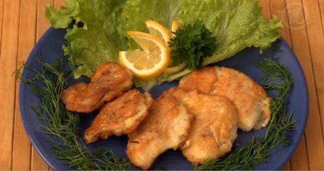 Жареный окунь на сковороде: 9 аппетитных варианта