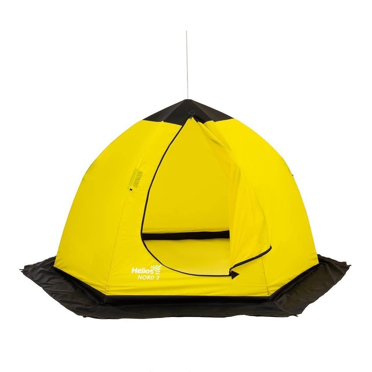 Палатки для рыбалки зимой