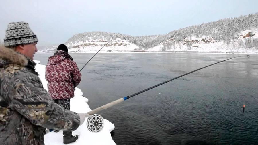 Зимняя ловля леща со льда на разные снасти