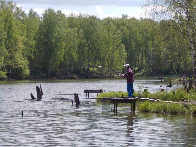 Куда отправиться на рыбалку в саратовской области