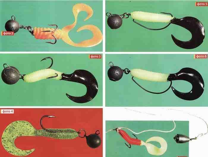 Монтаж виброхвостов: как правильно насадить виброхвост на крючок? правила оснастки. как крепить его на леску?