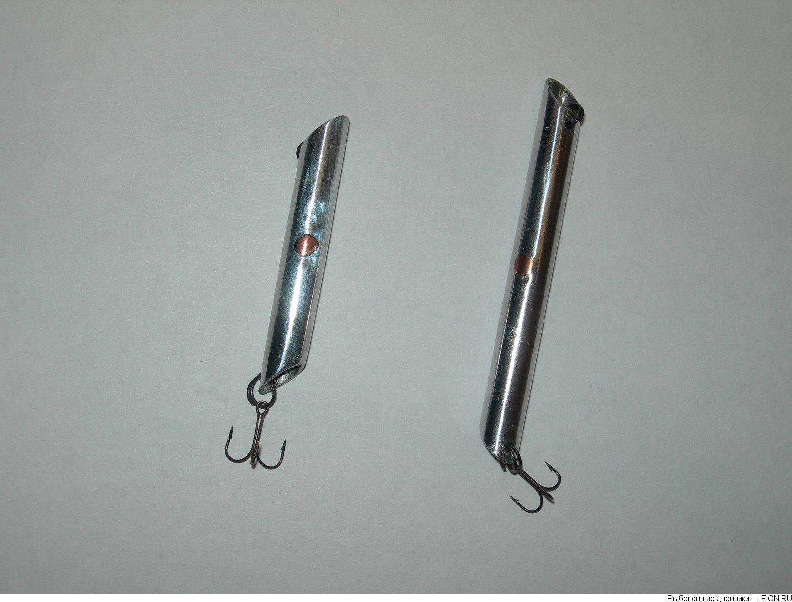Блесна из трубки своими руками: инструкция подготовки пошагово