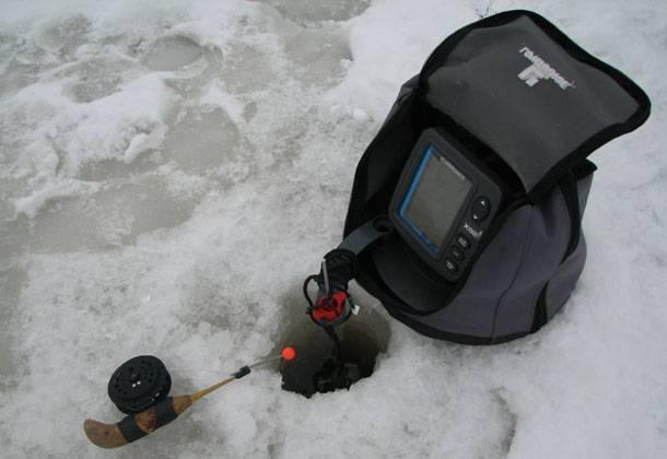 Эхолот для рыбалки - не роскошь,а средство обнаружения