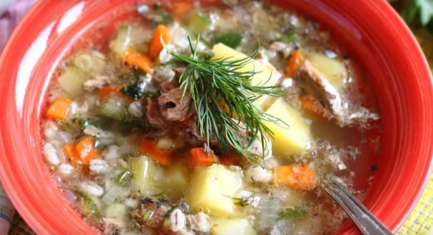 Рыбный суп из консервы/ рецепт с пошаговым фото
