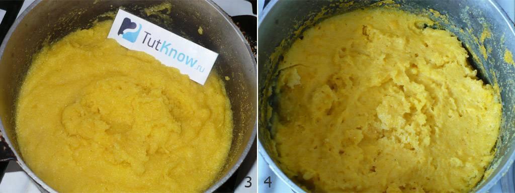 Пошаговый рецепт приготовления мамалыги по-молдавски с фото