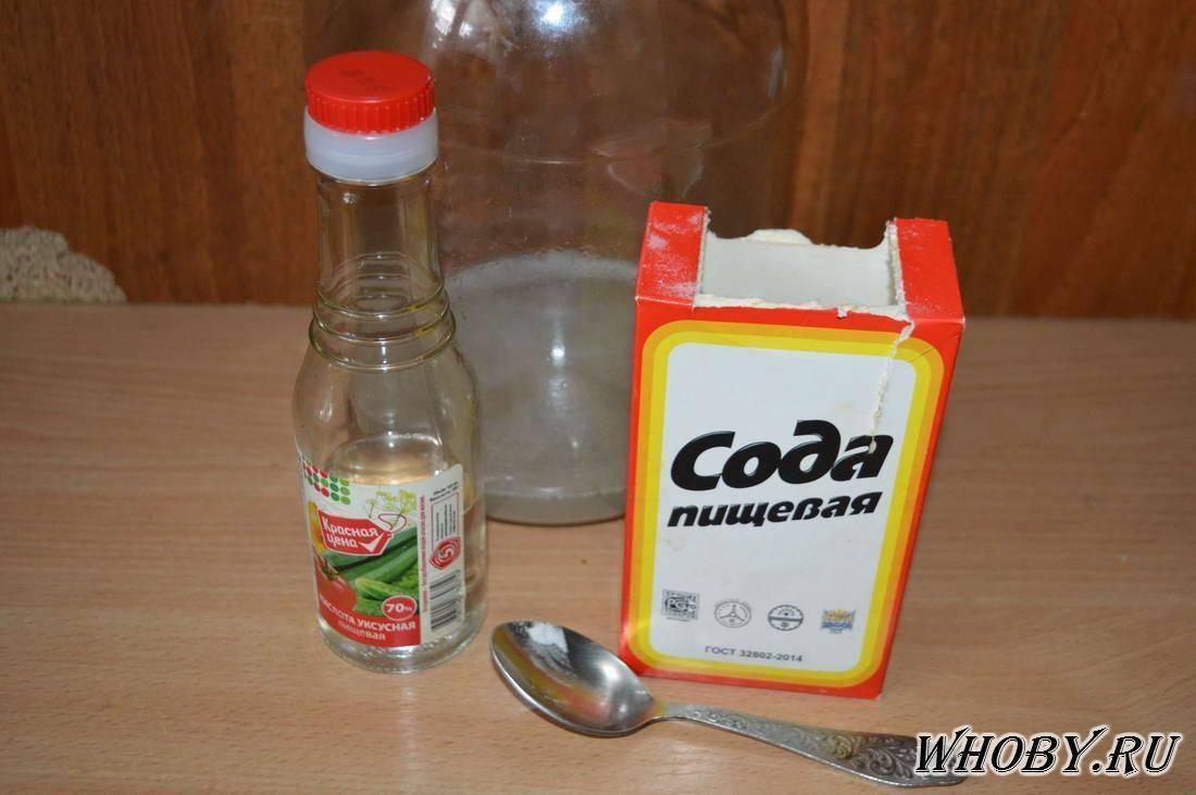 Сода и лимонная кислота для рыбалки: приготовление, применение, результаты, отзывы