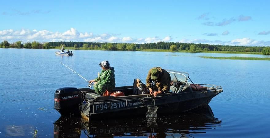 Рыбалка в югре (ханты-мансийский округ)