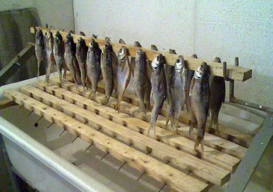 Как вялить рыбу в домашних условиях правильно: рецепт; температура