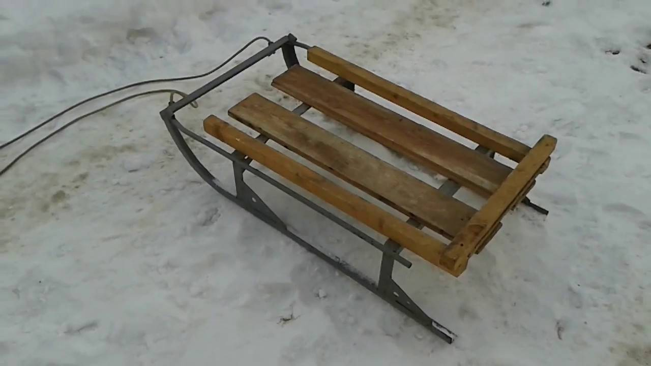 Самодельные сани из пластиковых труб: инструкция по монтажу. волокуши и нарты для снегохода: как сделать своими руками нарты для бурана самодельные