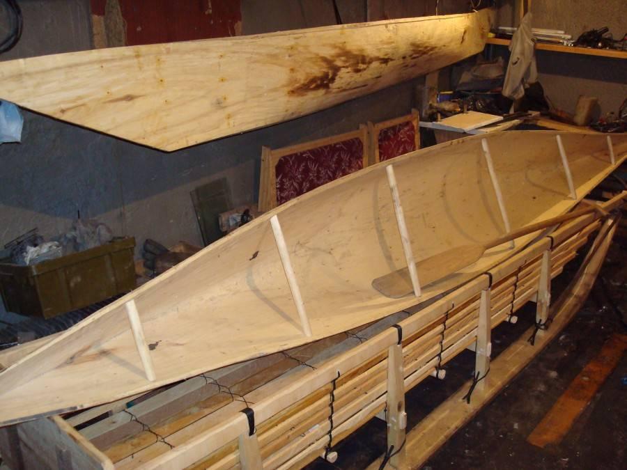 Лодка из фанеры своими руками — чертежи выкройки, как сделать самодельную фанерную лодку